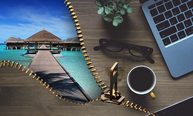 Geld verdienen von zu Hause als Blogger